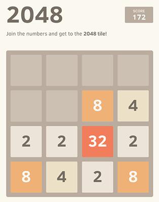 2048-Juego