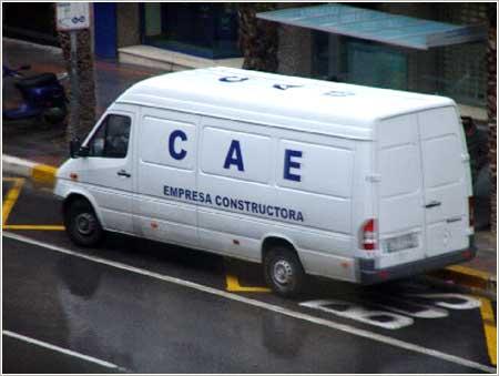 Construcciones CAE