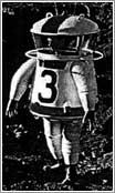 Grumman Space Suit