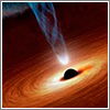 Agujero negro de Plank / Imagen: NASA