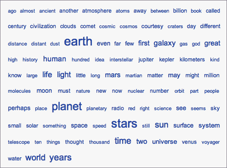 Cosmos-Stats