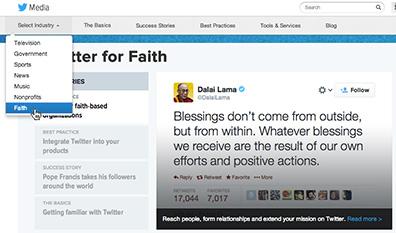 Faith-Industry