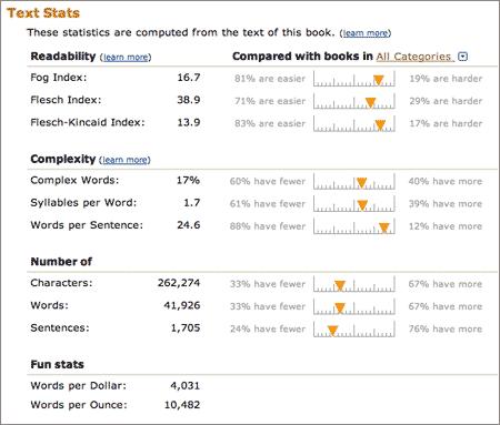 Innumeracy-Stats