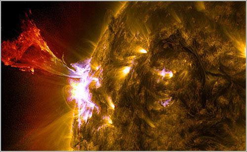 Sol-Nasa-Goddard-Flare
