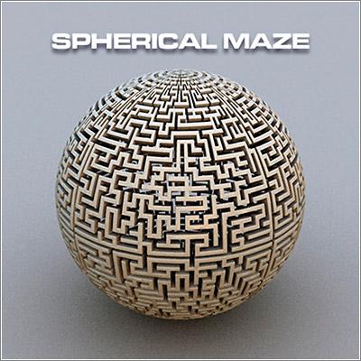 Spherical-Maze