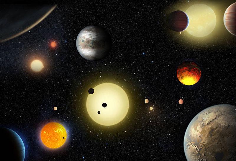 Planetas a tutiplén