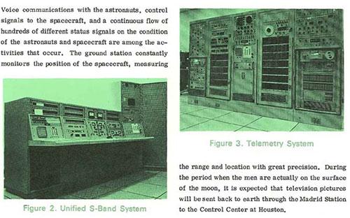 Una de las páginas del catálogo