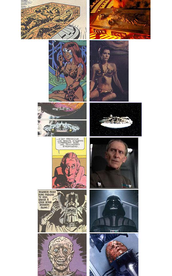 Valérian y Laureline y su influencia en Star Wars