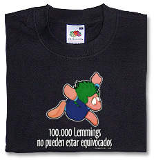 100000 Lemmings