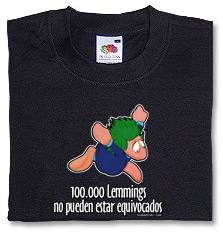 100000 Lemmings