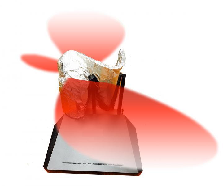 La ciencia confirma que el papel de aluminio mejora la señal y también la seguridad del wifi