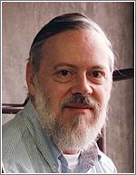 Dennis Ritchie en 1997