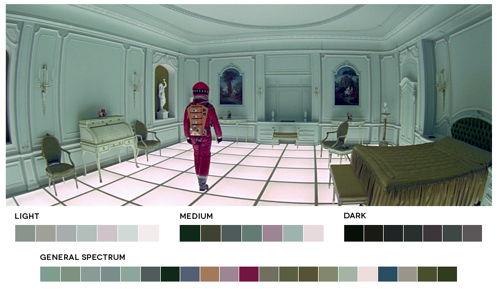 2001: una odisea del espacio / Habitación de «hotel» – Stanley Kubrick