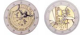2 euros y 2 euros