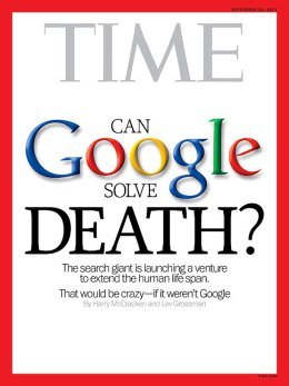 Time Cover 0930 - Google vs Death