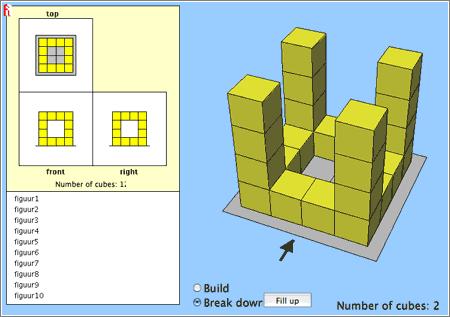 Building Houses 3-D