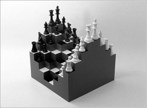 3D-Chess-Terrain