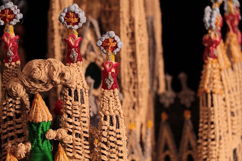 3doodler pro sagrada familia cornelia kuglmeier designboom 06