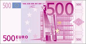 500-Euros-Billete