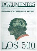 Los 500 españoles más poderosos de 2010