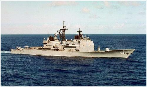 500Px-Uss Yorktown (Cg-48)