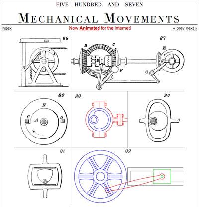 507 movimientos mecánicos