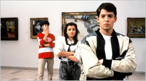 Ferris Bueller's day off / Todo en un dia (1986)