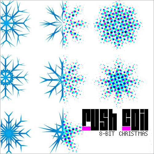 8-bit christmas por Rush Coil