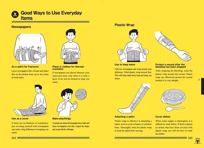 guía de superviviencia urbana