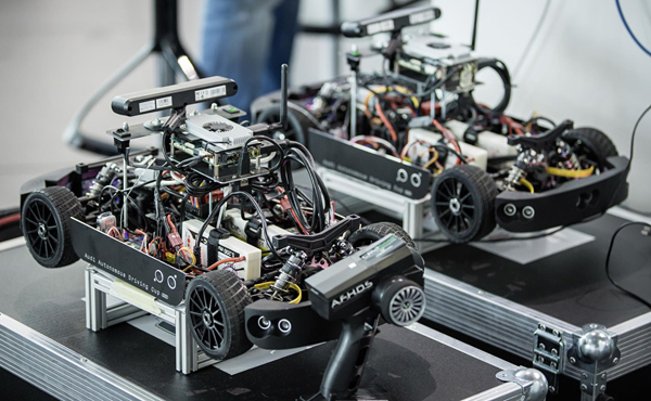 Copa Audi de Conducción Autónoma