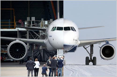 A320neo y A320