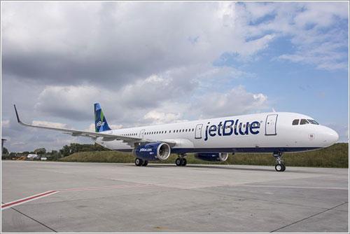 A321 de JetBlue