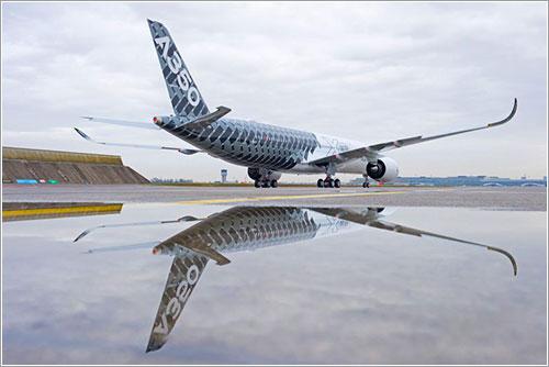 El A350 MSN02