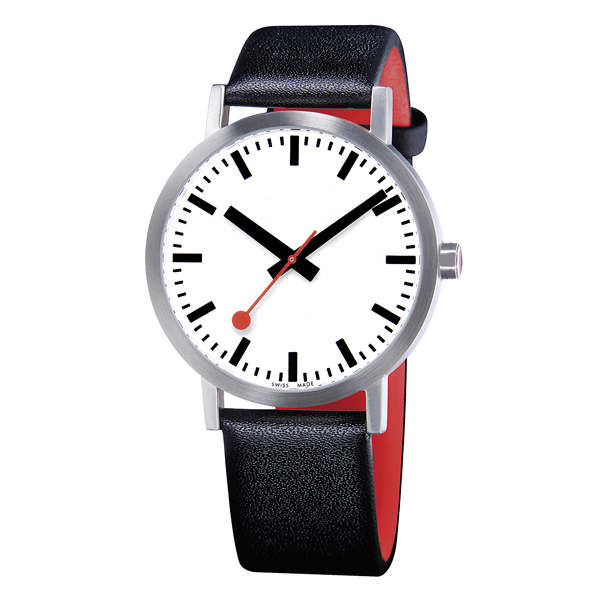 Classic Mondaine Railways Clock