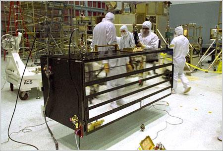 La ACS en el Centro Espacial Goddard