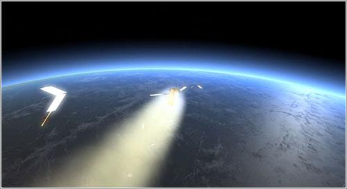 Reentrada del ATV2