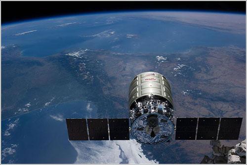 Partida de la Cygnus 2