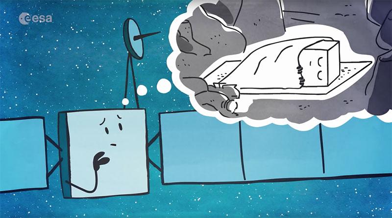 Duerme bien, Philae