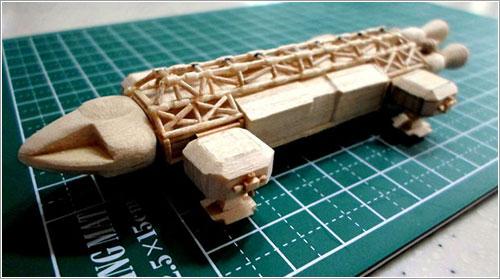 ¡Más madera!