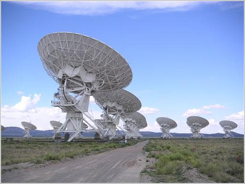 Antenas del VLA
