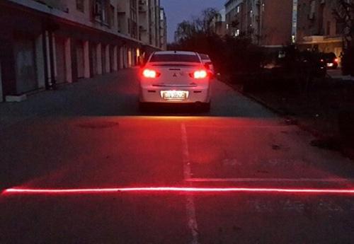 Anti-Collision-Rear-End-Car-Laser