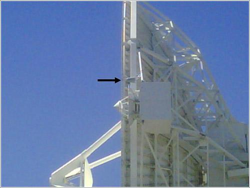 La antena extra - ESA