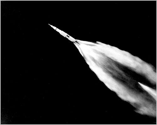 Apolo11 subiendo - NASA