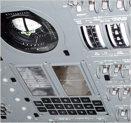 Ordenador del Eagle - NASA