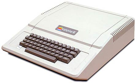 Apple II © Apple Inc.