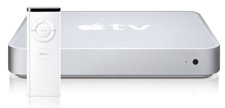 Apple TV © Apple, Inc.