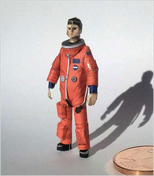 Astronauta por Thorsten B.