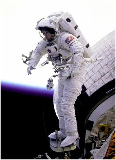 Astronauta sin SAFER