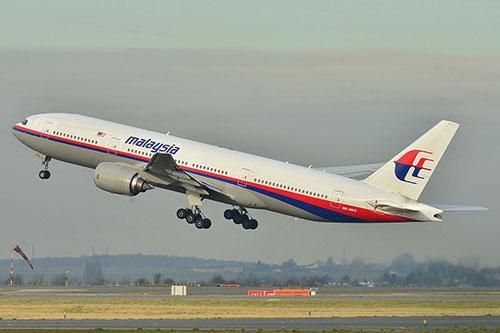 El avión desaparecido