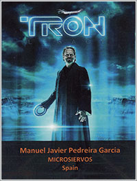 Acreditación Tron Legacy Bloggers Day
